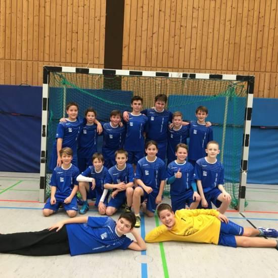 Jugend trainiert für Olympia: Handball WK IV Jungen (Jahrgänge 2005 und jünger)