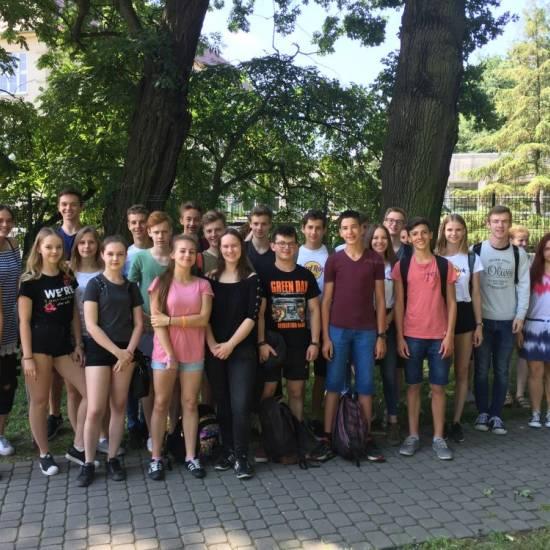 Schüleraustausch mit Polen – Zu Besuch in Polen vom 12. bis 19. Juni 2018