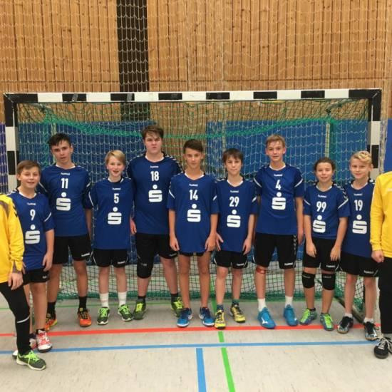 Vorrunden-Turnier Jugend trainiert für Olympia in Herxheim – Handball WKIII