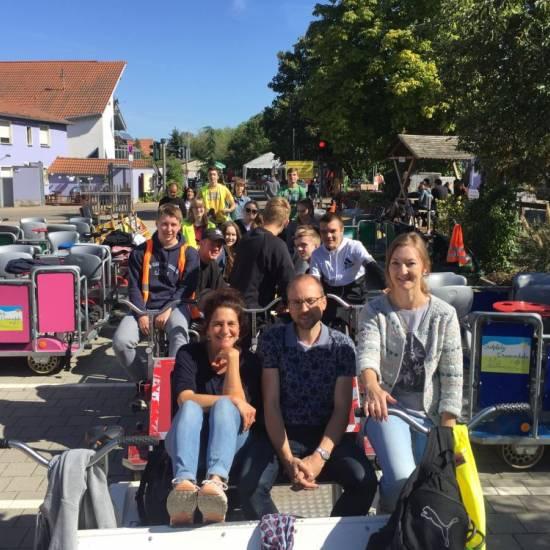 Schüleraustausch: Unsere polnischen Freunde zu Gast bei uns in Landau