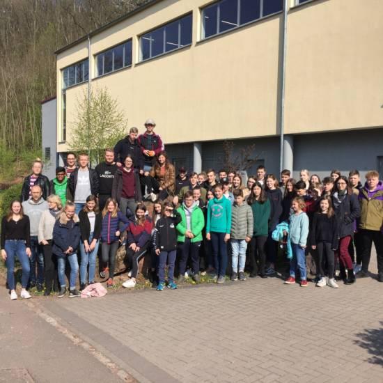 Das Schülerparlament des OHG tagte in Annweiler