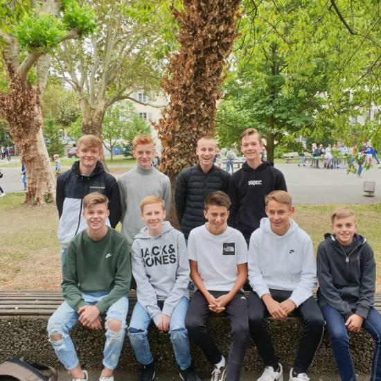 """OHG-Schulmannschaft wird Stadtmeister beim """"Jugend trainiert für Olympia""""-Turnier"""