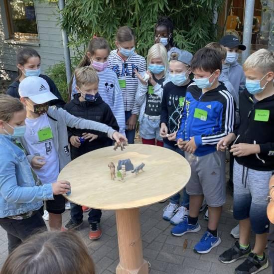 """""""Zoo-Natur-Activity"""" in der Zooschule Landau"""